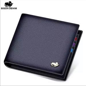 Other - Genuine Leather Men's Wallet 0117 1000008/25